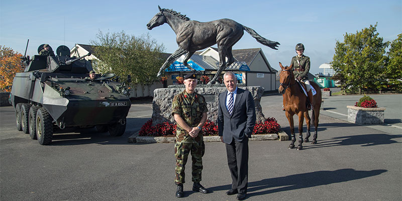 The Curragh to stage Defence Forces Family Race Day